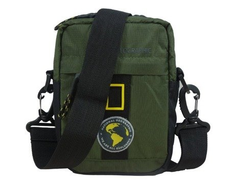 Torba na ramię National Geographic New Explorer 16980 khaki