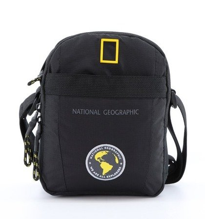 Torba na ramię National Geographic New Explorer N16987 czarna